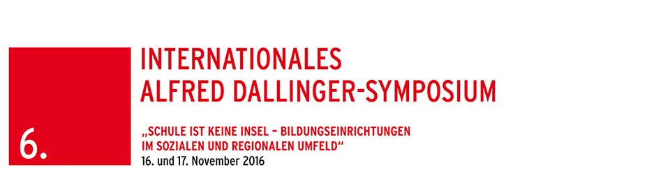 Internationales Alfred Dallinger Symposium
