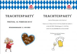 Trachtenparty_Flyer